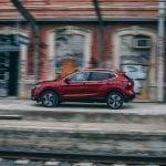 Fotos en movimiento del Nissan Qashqai