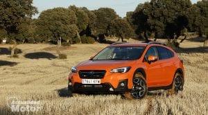 Frontal Subaru XV