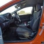 Plazas delanteras Subaru XV