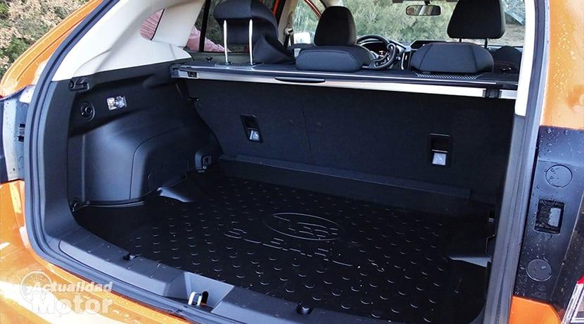 Maletero Subaru XV