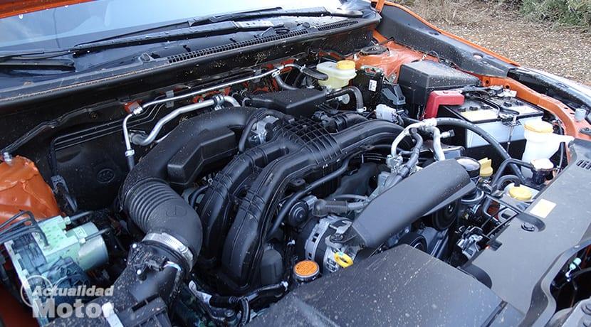 Motor Subaru XV