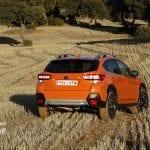 Trasera Subaru XV