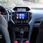 Consola central Subaru XV