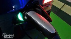 Recarga Tesla Model X