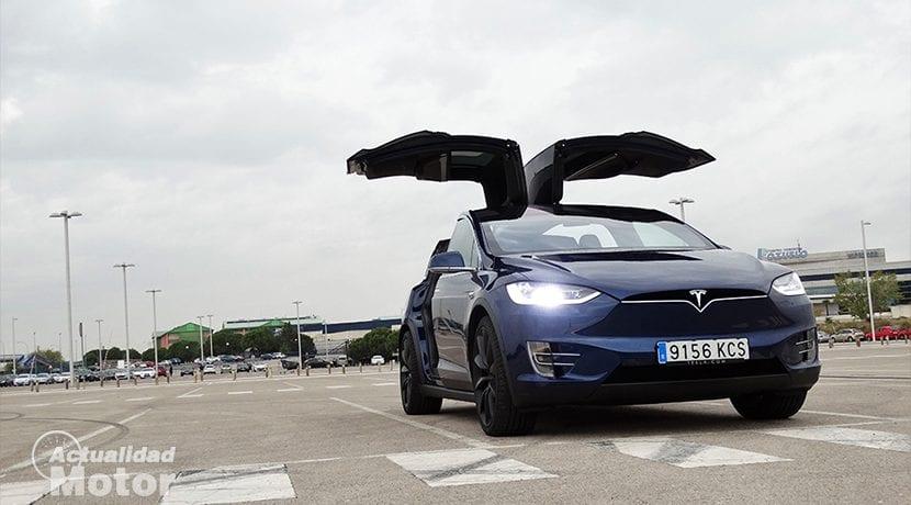 Opinión Tesla Model X 100D