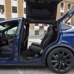 Prueba Tesla Model X