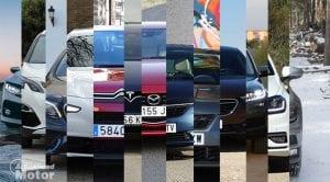 Pruebas de coches en 2017