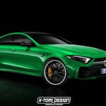 Render Mercedes CLS 63 AMG by X-Tomi Design