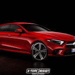 Render Mercedes CLS Shooting Brake by X-Tomi Design