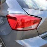 Luces traseras del Seat Ibiza Reference Plus