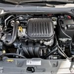 Motor del Seat Ibiza Reference Plus