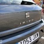 Portón del maletero del Seat Ibiza Reference Plus
