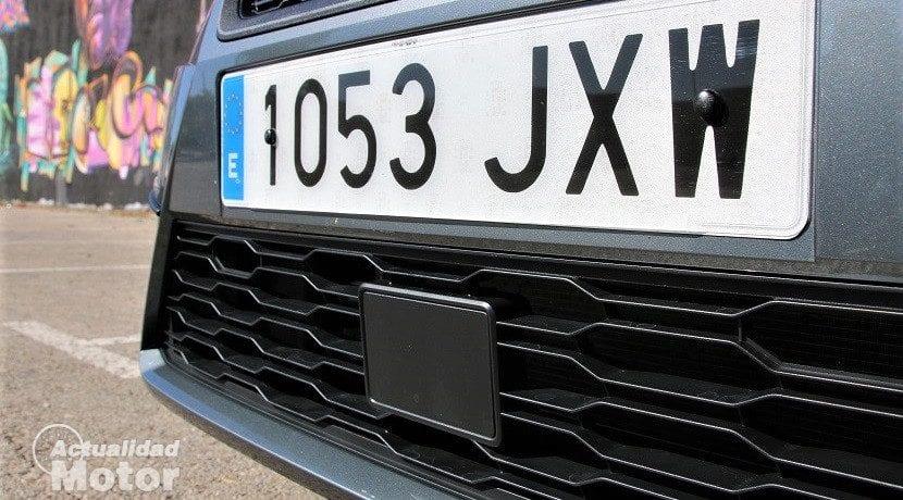 Radar delantero del Seat Ibiza Reference Plus