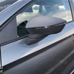 Retrovisores de plástico del Seat Ibiza Reference Plus