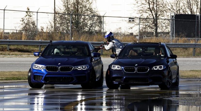 BMW Record Guinness Drift