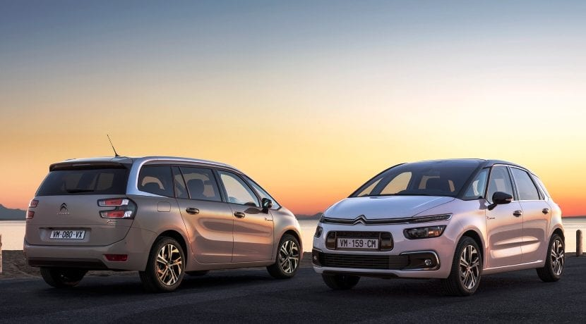 Citroën C4 y Grand C4 Picasso Rip Curl