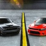 Dodge Challenger vs Charger Grupo FCA