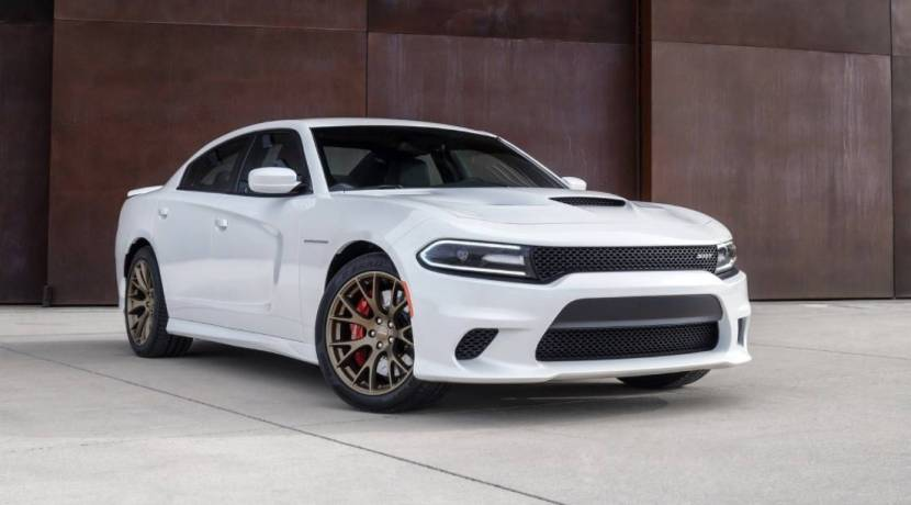 Dodge Charger Grupo FCA