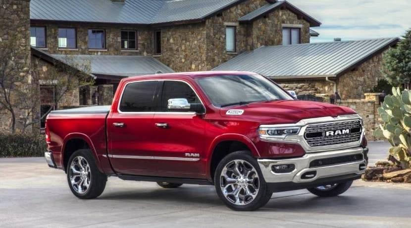 Dodge - Ram 1500 Grupo FCA