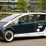 Lina coche ecológico