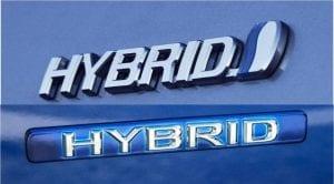 Logos Hybrid Toyota Lexus