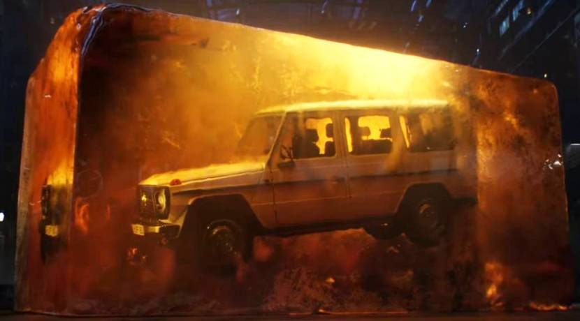 Mercedes-Benz Clase G Vídeo Teaser