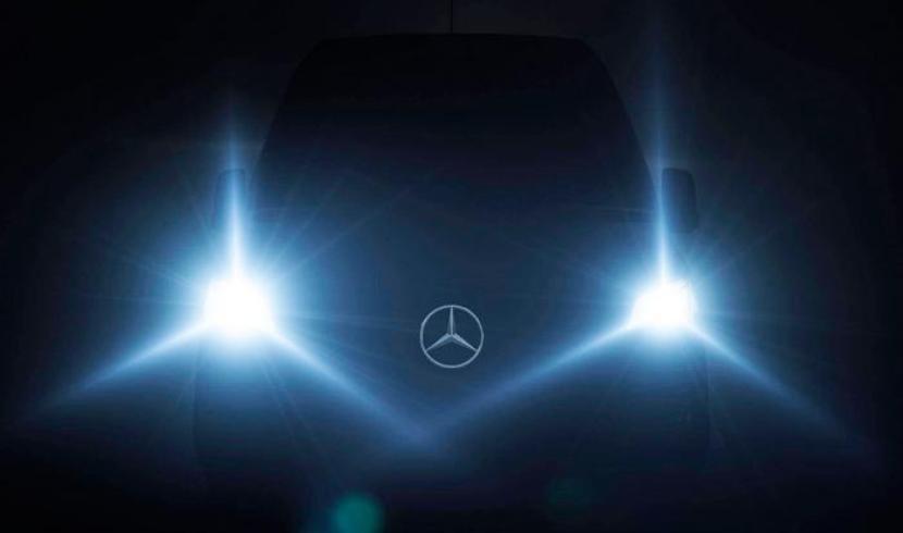 Mercedes-Benz Sprinter teaser