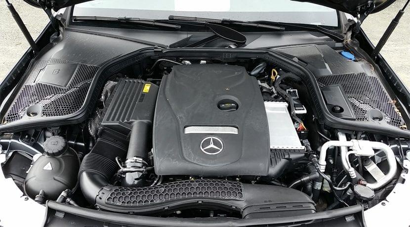 Mercedes Clase C 2018 Motor