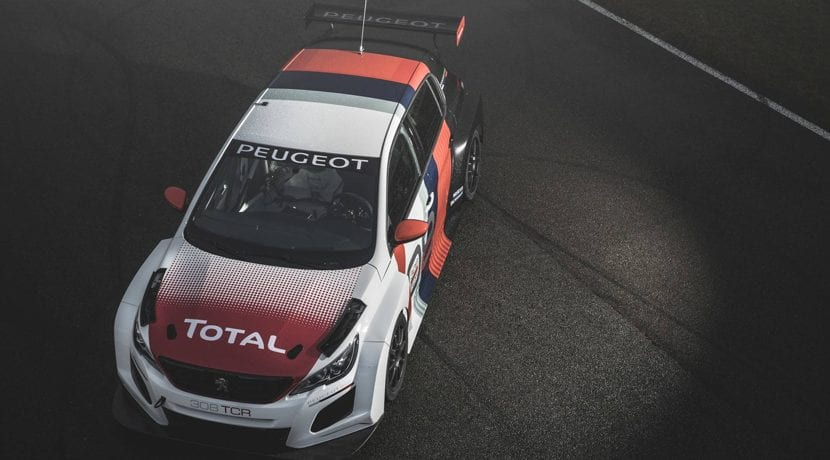 Peugeot 308TCR