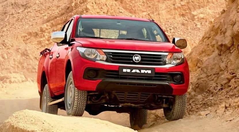 Ram Fiat Fullback