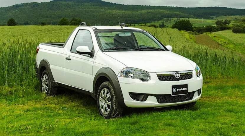 Ram Fiat Strada