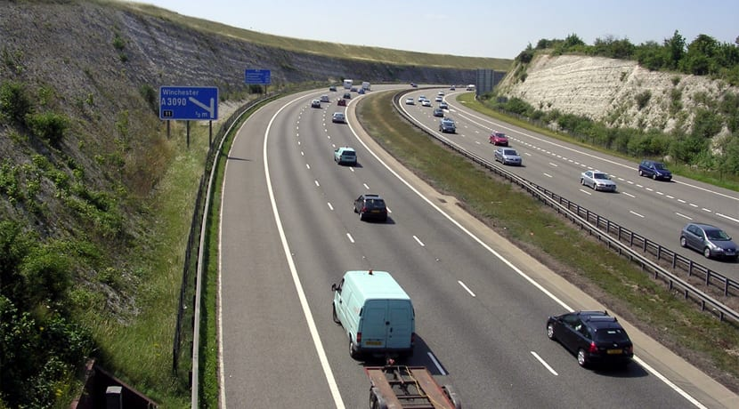 Reino Unido Camaras Autovia