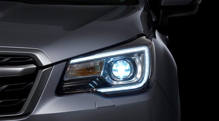 Subaru Forester Ficha
