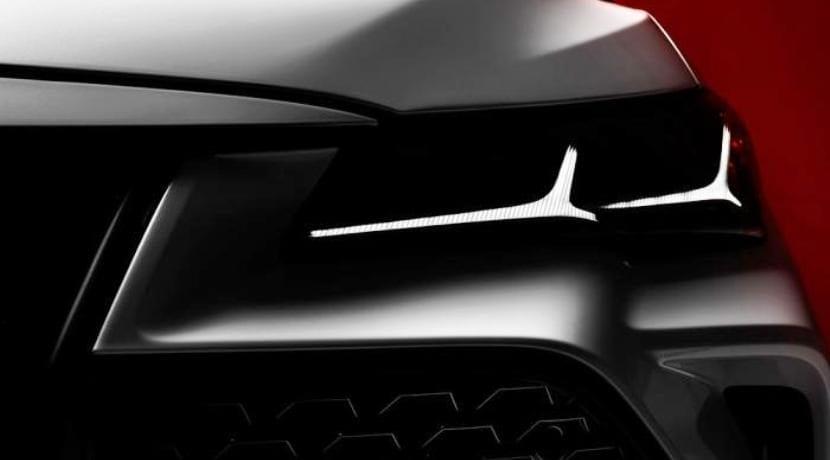 Toyota Avalon Teaser