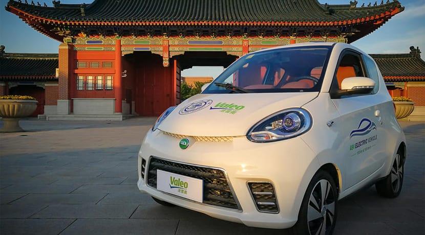 Valeo Vehículo Eléctrico China
