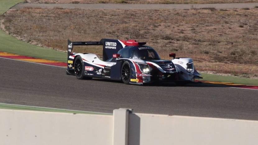 LMP2 de Alonso