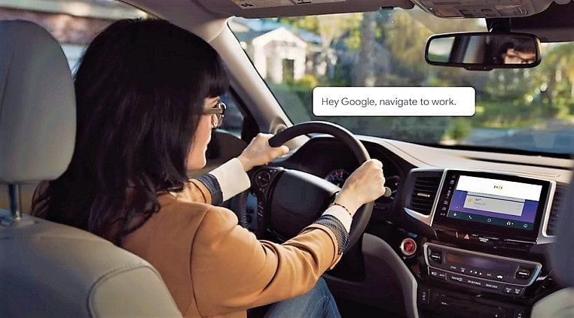 asistente de Google para Android Auto