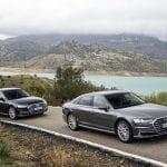 Audi A8 L y Audi A8