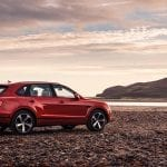 Bentley Bentayga V8 lateral trasera