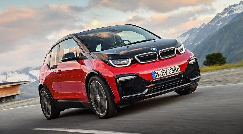 Coches eléctricos de 2019 BMW i3