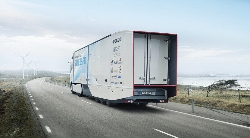 Camión híbrido Volvo. Experiencia acumulada para crear camiones eléctricos