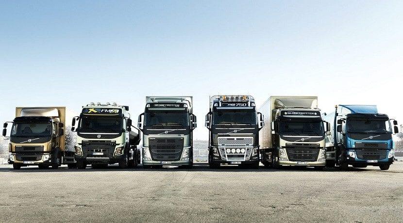 Camiones Volvo. Experiencia acumulada para crear camiones eléctricos