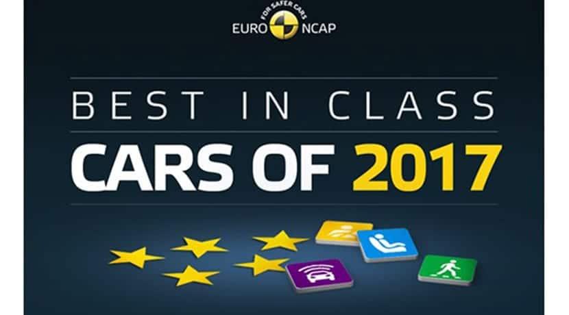 Los coches más seguros según Euro NCAP