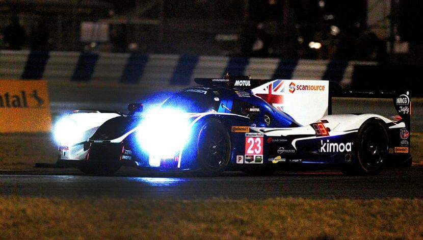 Coche de United Autosports de Daytona - LMP2