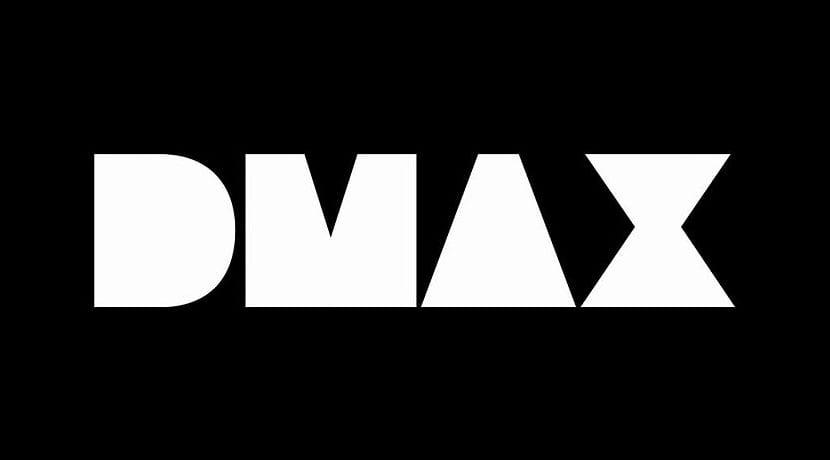 Logo del canal DMAX