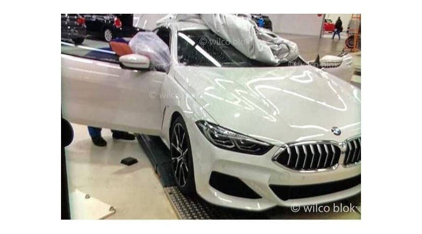 BMW Serie 8 Filtrado