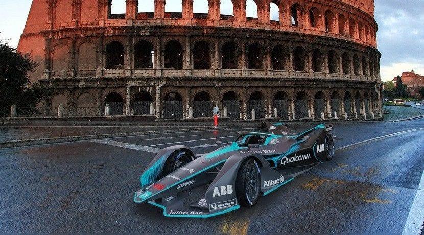 Segunda generación de los coches de Fórmula E
