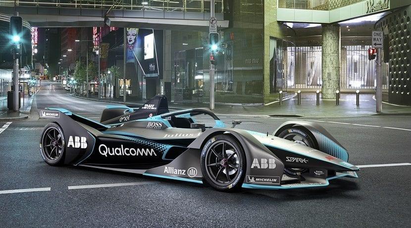 Fórmula E Segunda generación