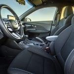Interior del Hyundai Veloster N