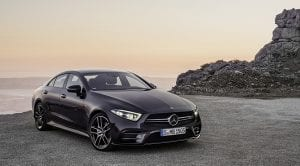 Mercedes-AMG 53 CLS